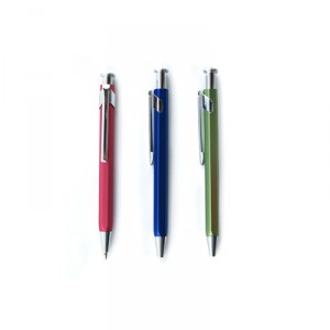 OSSI Qube Metal Ball Pen