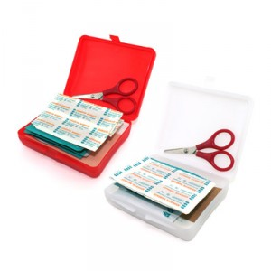 Mini First Aid Kit (H 9 X L 10 cm)