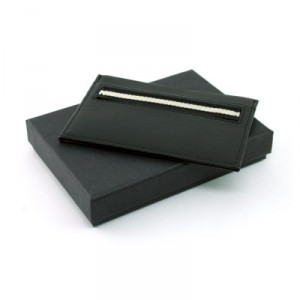 LNC008 West Side Card Case (Black)