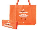 Customized Foldable Shopping Bag