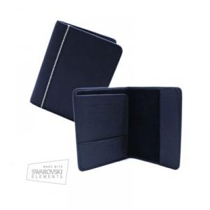 Daniel's Edition Passport Holder – Navy Blue