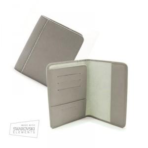 Daniel's Edition Passport Holder – Grey
