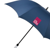 Navy Blue Umbrella
