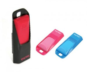 Sandisk Cruzer Edge USB Flash Drive (2GB ~ 32GB)