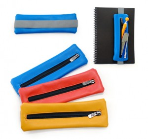 Pen Pouch with Elastic Strap