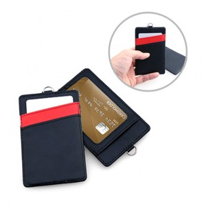 LHO1007 Ontolux PU Card Holder
