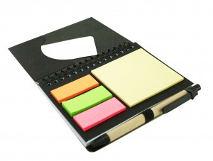 JNO1002 Eco Friendly Notebook With Pen