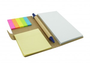JNO1003 Eco Friendly Notepad With Pen