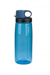 On the Go Bottle Blue