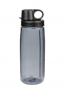 On the Go Bottle Gray