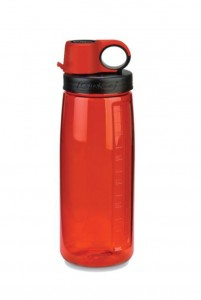 On the Go Bottle Red