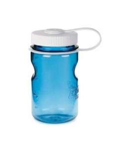 Round MiniGrip Bottle Blue