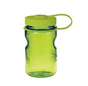 Round MiniGrip Bottle Spring Green
