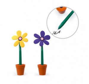 PPB1049 Sweet Flower Pen With Stand