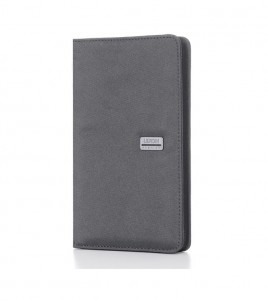 OHO1002-BLK-LX Premium Passport Holder