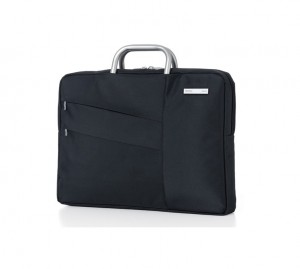 TDB1011-BLK-LX Airline 14 inch Document Bag