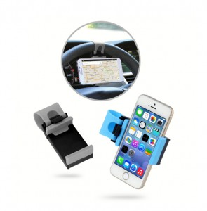 EMO1001 Car Steering Wheel Phone Holder