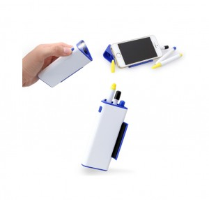 FSS1000  Pen Set With Phone Holder And Torch Light