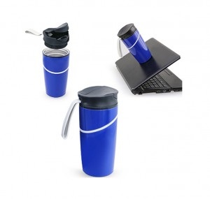 HDC1007 Amaze Suction Stainless Steel Mug