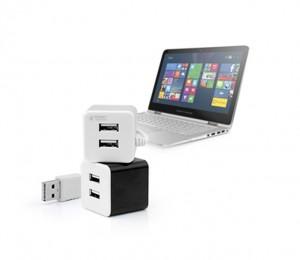 AHB1004 4 Ports USB Hub