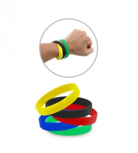 RGO1001 Silicon Wristband