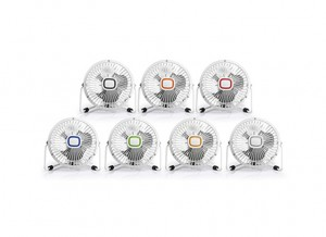 EGF1003 Neon USB Mini Fan
